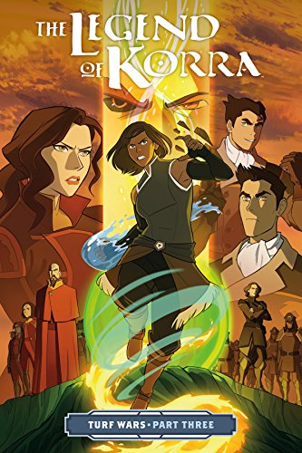 Legend Of Korra, The: Turf Wars Part 3 (The legend of Korra)