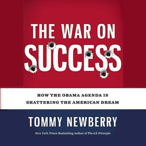 The War on Success audiobook cover art