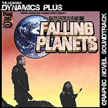 Falling Planets (Graphic Novel Soundtrack)