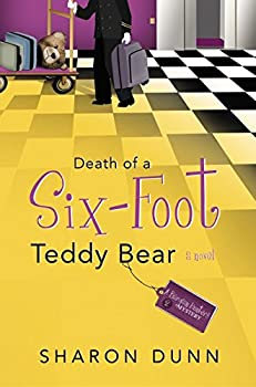 Death of a Six-Foot Teddy Bear (Bargain Hunters Mysteries, #2)