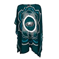 Littlearth NFL Philadelphia Eagles Caftan,300627-eagl,Green