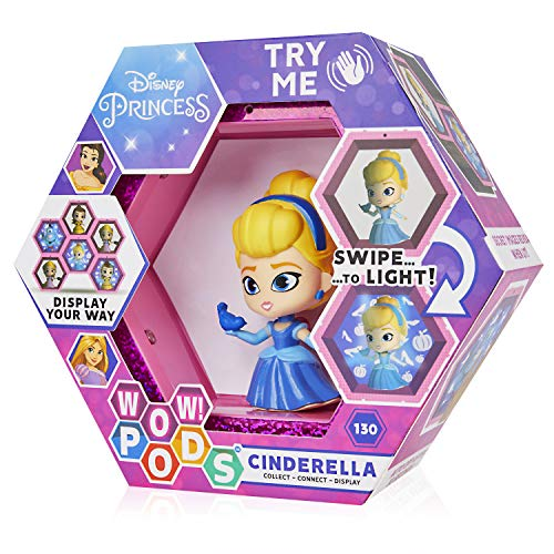 WOW! PODS Disney Princess Collection - Light-Up Figure Now $5.48