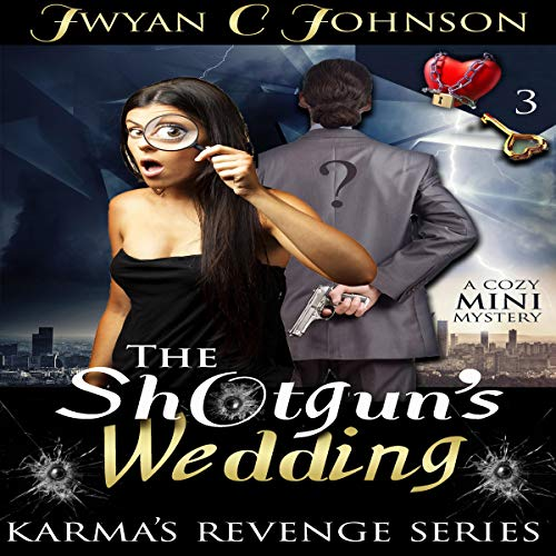 The Shotgun's Wedding: A Cozy Mini-Mystery audiobook cover art