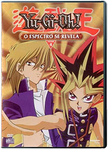 Yu-Gi-Oh! O Espectro Se Revela – Volume 4 [DVD}