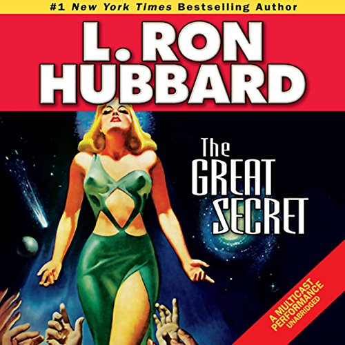 The Great Secret audiobook cover art