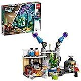 LEGO - Hidden Side Laboratorio de Fantasmas de J. B. Juguete de construcción...