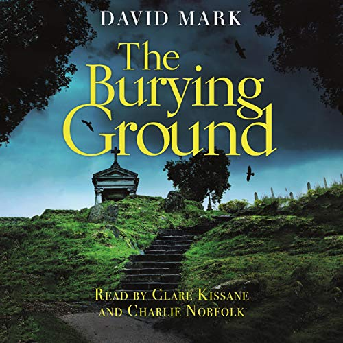 The Burying Ground cover art