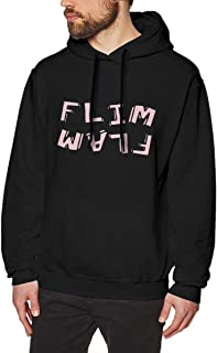 Flim Flam Flamingo Sweater Hooded Sweatshirt