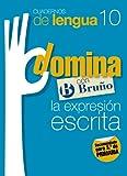 Cuadernos Domina Lengua 10 Expresión escrita 3 (Castellano - Material Complementario - Cuadernos De Lengua Primaria) - 9788421669082