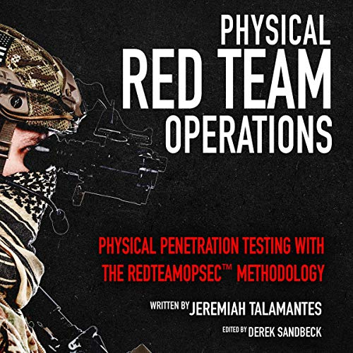 Physical Red Team Operations Titelbild