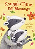 Snuggle Time Fall Blessings (a Snuggle Time padded board book)
