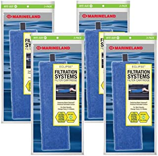 Marineland Eclipse Rite-Size H Replacement Filter Cartridge, by Eclipse Rite-Size