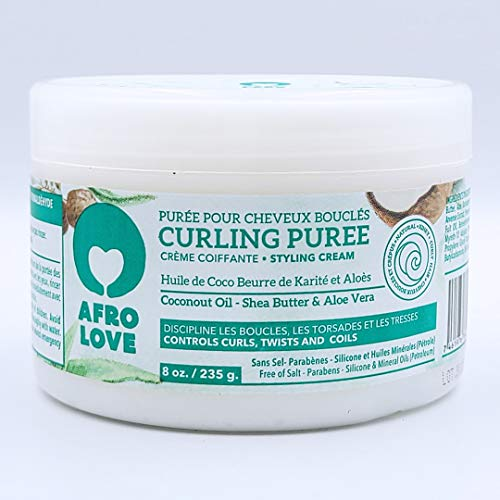 Afro Love (Curling Puree 8oz)