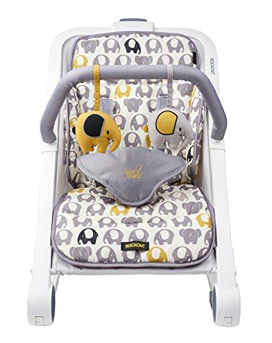 BabaBing! Rock Out Baby Rocker/Bouncer, Nellie The Elephant