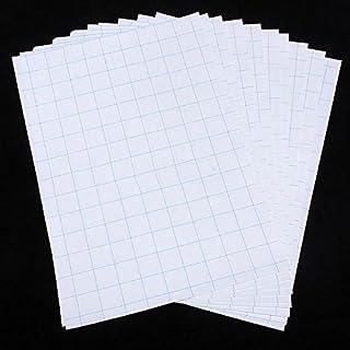 10/20/50/100 Sheets A4 Iron Heat Transfer Paper for The Light Cotton T-Shirt (10pcs, Light)