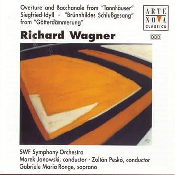 Wagner: Ouverture und Bacchanale (Tannhäuser), Götterdämmerung