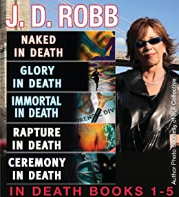 J. D. Robb In Death Collection Books 1-5 by [J. D. Robb, Nora Roberts]