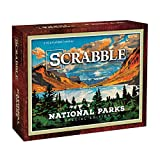 Scrabble: National Parks   Official Scrabble Word Game with a National Parks Theme   Featuring Classic Scrabble Rules, Scrabble Board & Scrabble Tiles   Celebrate US National Parks Service