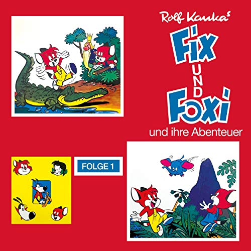 Fix und Foxi und ihre Abenteuer 1  By  cover art