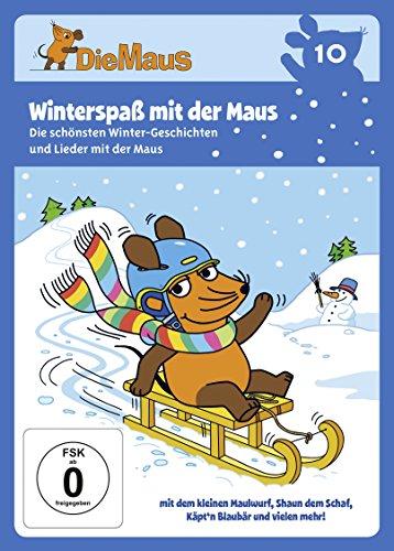 Die Maus 10 - Winterspaß mit der Maus