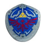 Club Mocchi Mocchi- The Legend of Zelda Hylian Shield Mega 15 inch Plush Stuffed Toy, White