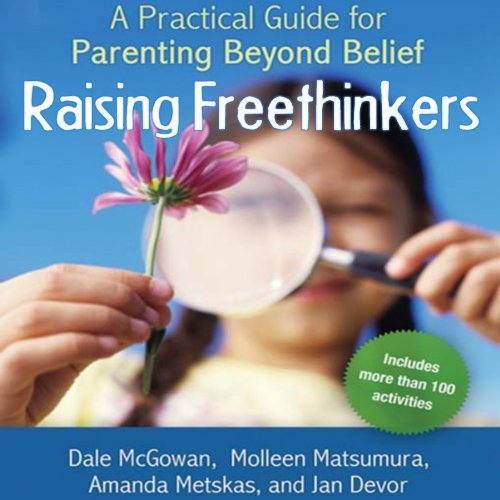 Raising Freethinkers cover art