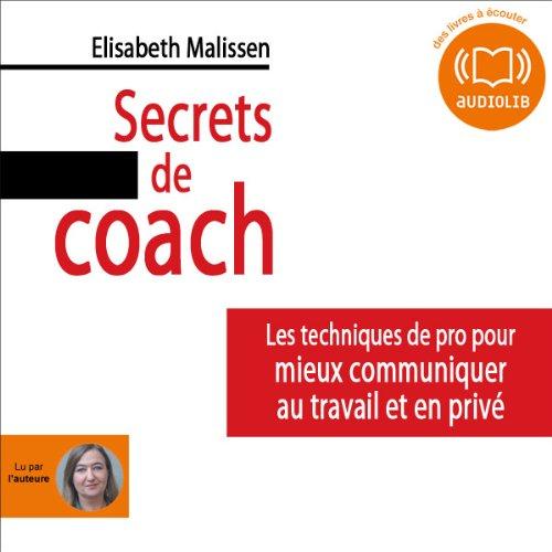 Secrets de coach audiobook cover art
