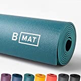 B YOGA B Mat Everyday Everyday Yoga Mat, Ocean Green, 71'