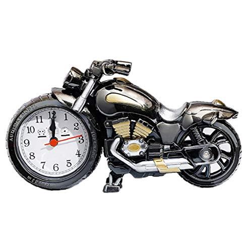 Case Cover Retro-Stil Motorrad-wecker Einzigartiger Blickfang Exquisite Motorrad Sporting Einzigartiges Geschenks