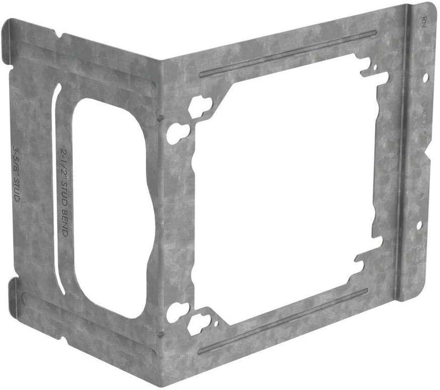 Max 45% OFF Pack of 100 T4 Max 88% OFF Stud Box Mounting Bracket B 4-11 16