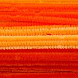 Vaessen Creative Pipe Cleaners Mix For Crafts | 8 mm x 30 cm | 50 Pieces, Synthetic Fiber,...