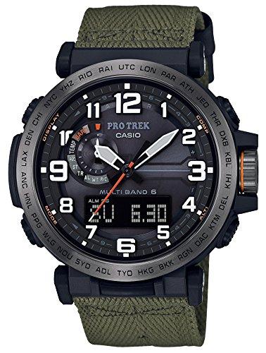 [カシオ] 腕時計 プロトレック 電波ソーラー PRW-6600YB-3JF メンズ