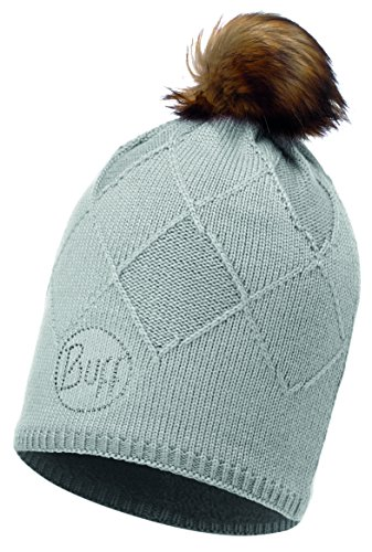 Buff BH113523.936.10.00 BH Knitted&Polar Stella GLALA Glacier GR Unisex-Adult, Gris, L
