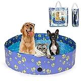 Pro Goleem Foldable Dog Pool Collapsible...