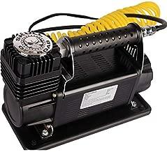 SKULL OFF ROAD Air Compressor Tire Inflator Heavy Duty Ideal for Trucks, Off Road, SUVs, RVs & Tractors (Compressor)