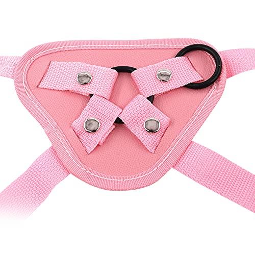Strapless Hárnéss Panties with Adjustable Straps Belt for Women Men Strap on Belt Panties Model 64FH3