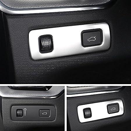 Für Xc90 2015 2020 Xc60 2018 2019 S90 V90 2017 2019 Interieur Mittelkonsole Schalthebel Dekor Abs Kunststoff Verchromt Auto