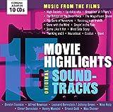15 MOVIE HIGHLIGHTS: Original Soundtracks (15 Original albums)