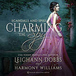 Charming the Spy cover art
