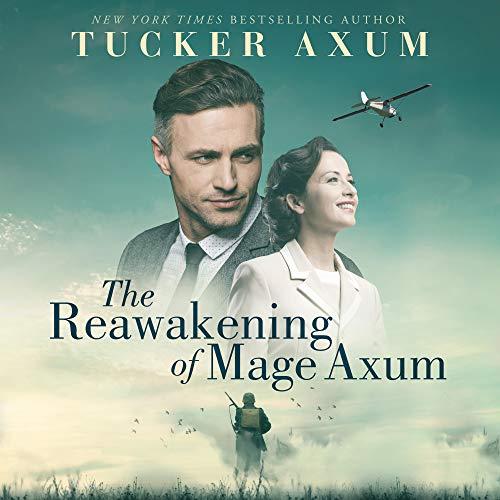 The Reawakening of Mage Axum cover art