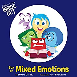 Inside Out Box of Mixed Emotions by [Disney Book Group]
