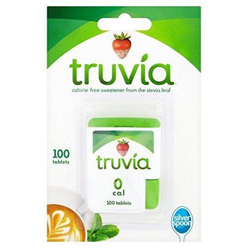 Truvia Truvia Sweetener - Tablets 100s (Pack of 3)