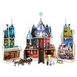 Disney Store Arendelle Arendale Castle Playset, Frozen 2-18 Piezas, Música, Luces