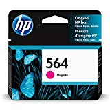 Get HP 564   Ink Cartridge   Magenta   Works with HP DeskJet 3500 Series, HP Officejet 4600 5500 C6300 6500 7500 Series, B8550, D7560, C510, B209, B210, C309, C310, C410, C510   CB319WN Just for $16.89