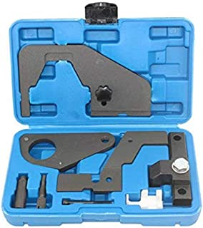 Supercrazy Engine Timing Camshaft Locking Tool Set Compatible with Jaguar/Land Rover Evoque Freelander Discovery/Ford Mondeo Focus 2.0T SCTi Ecoboost SF0303