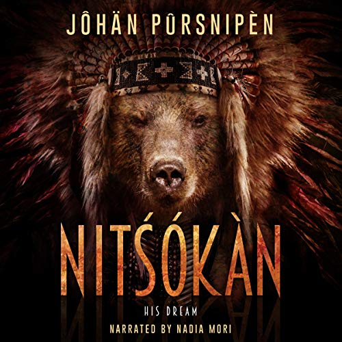 Nitsokan: His Dream audiobook cover art