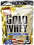 Weider Gold Whey Proteine del Siero di Latte, Sapore Cocco Cookies - 500 Gr...