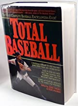 Total baseball (A Baseball ink book) by John & Pete Palmer Thorn (1989-05-03)
