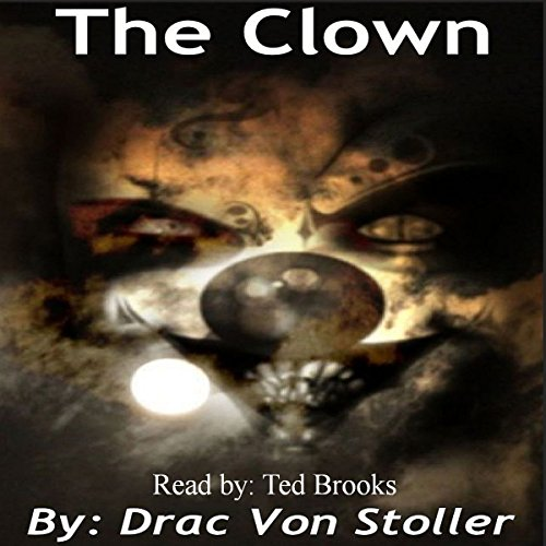 The Clown audiobook cover art