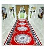 Carpets CnCnCn Alfombra Antideslizante De Pasillo Alfombra Larga Alfombra De La Zona 3D Personalizable Transpirable Creativo Interior Hotel Locales Comerciales (Color : A, Size : 100X100CM)